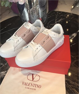 NUDE VALENTİNO SNEAKERS